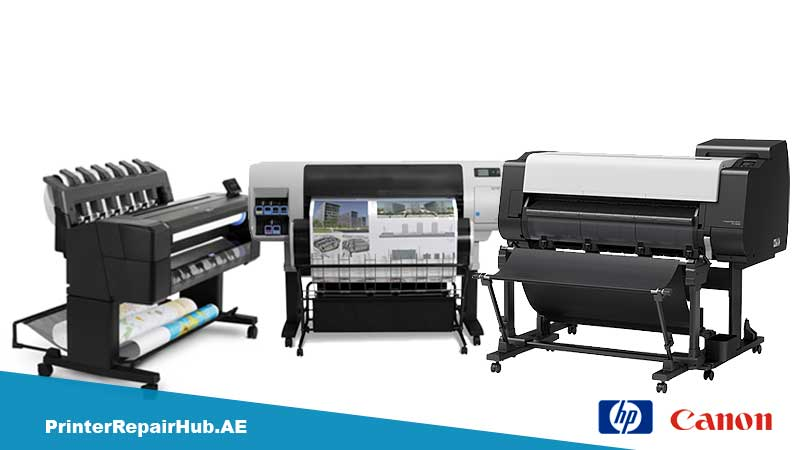 plotter servicing in dubai uae