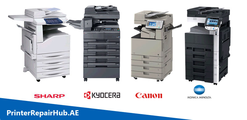 photocopier repair and maintenance